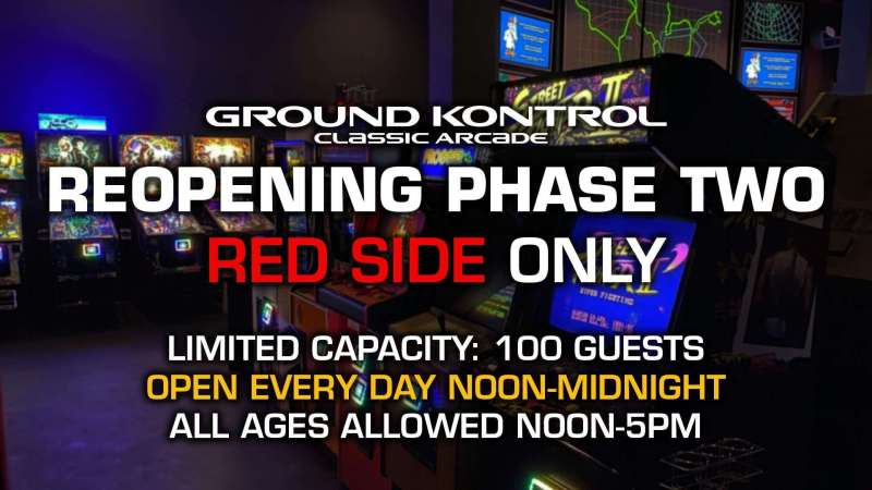 Image for Phase Two Reopening Information