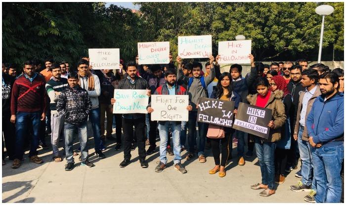 Fellowship,Fellowship Hike, Research Scholars, MHRD, new delhi