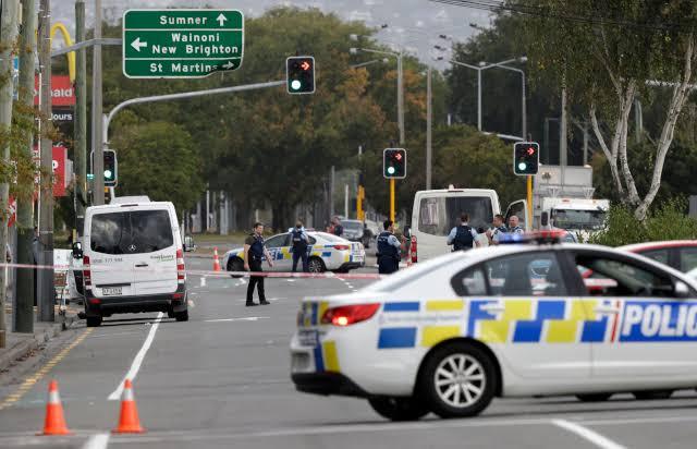 New Zealand terror attack condemned across world