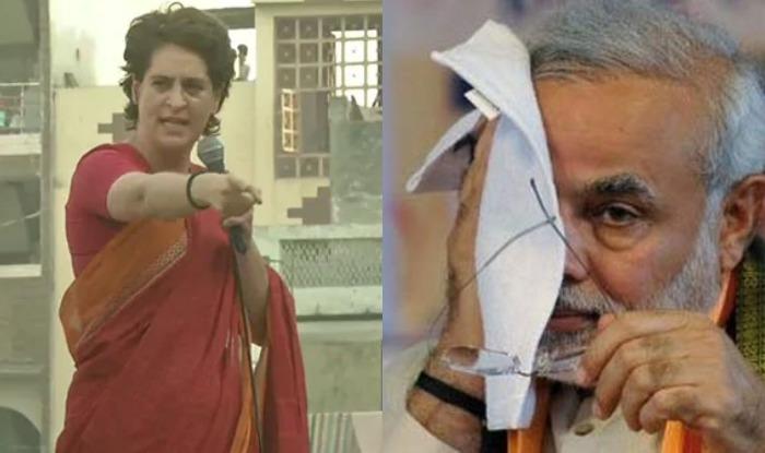 lok sabha election 2019 : priyanka gandhi wadra school kid pm modi jawahar lal nehru delhi