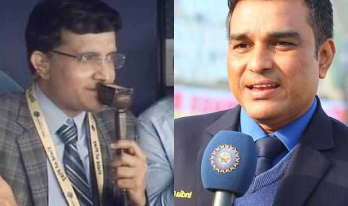 ICC World Cup 2019, sourav ganguly, sanjay manjrekar, harsha bhogle, team India, Indian cricket team,