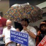 Spectre of 'Campa Cola Society'  haunts Mumbai's Powai residents..!