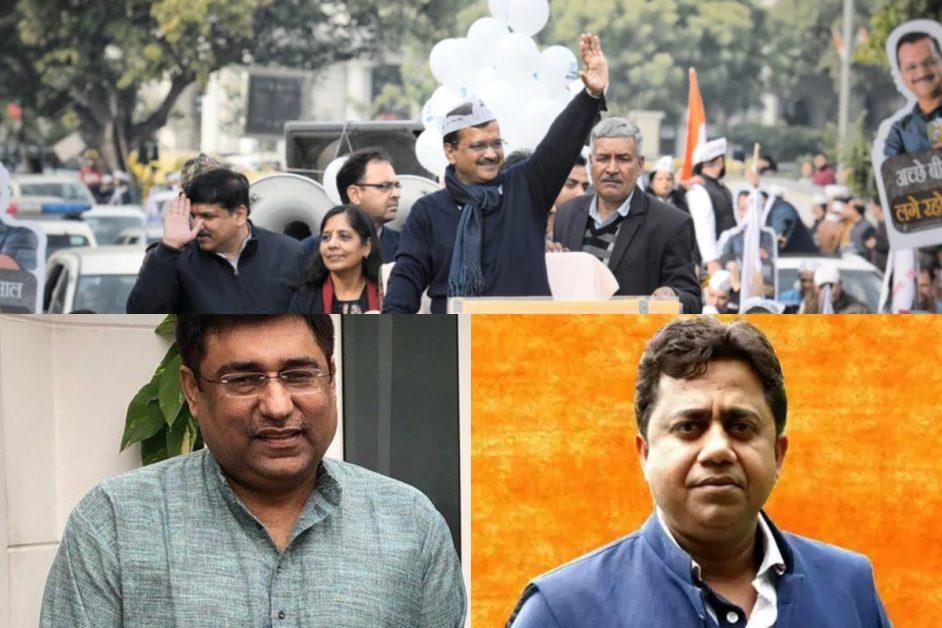 Delhi Elections 2020, Aam Aadmi Party, AAP, Delhi Assembly Elections 2020, new delhi assembly constituency, CM Arvind Kejriwal, BJP Sunil Yadav, Congress Romesh Sabharwal, BJP, Congress, New Delhi,