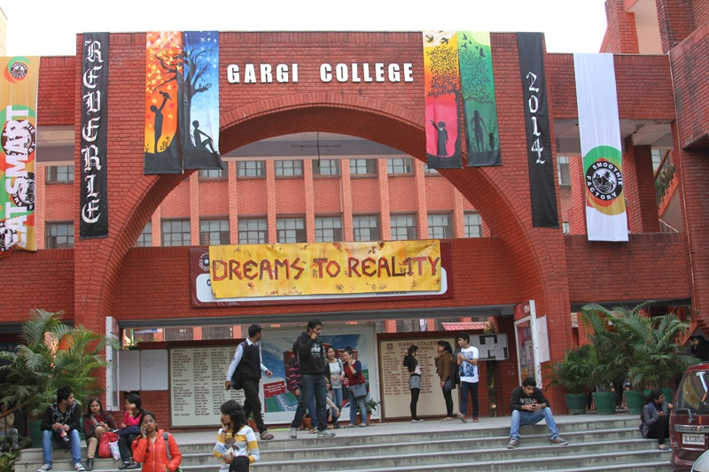 gargi college molestation