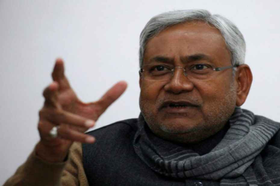 bihar CM Nitish Kumar attacked BJP, thundered on fewer seats in bihar elections 2020