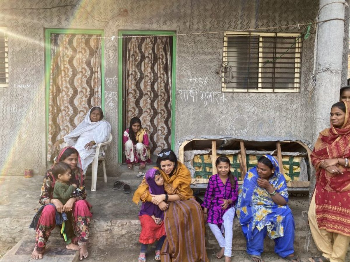 Sacred Games star Rajshri Deshpande on movies, activism and rural development