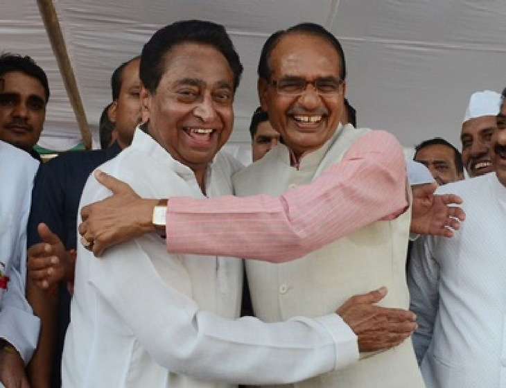 Madhya Pradesh By Election Results 2020: BJP and Congress winning candidate full list Madhya Pradesh by-election 2020 Khandwa Mandhata seat result BJP candidate Narayan Patel WON Congress Uttam Patel defeated Shivraj government accepted KamalNath's 27 lakh Farmers loan waived of Madhya Pradesh Kamalnath Goverment in Crisis