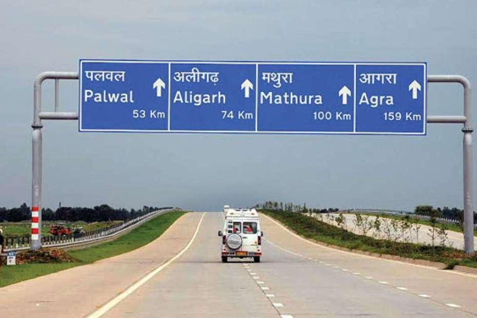 coronavirus affecting villages between Delhi Agra