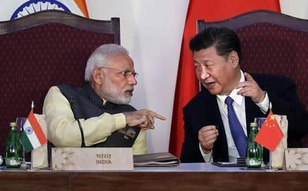 China FDI in India