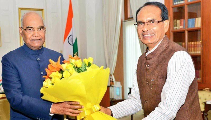 President Rule in Madhya Pradesh