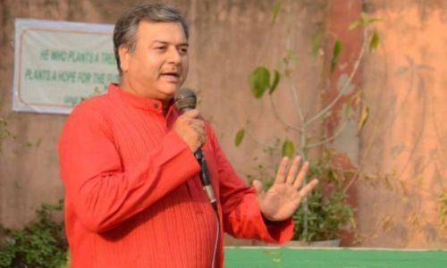 lockdown pipal baba paryavaran yoddha ped lagao bhiyan