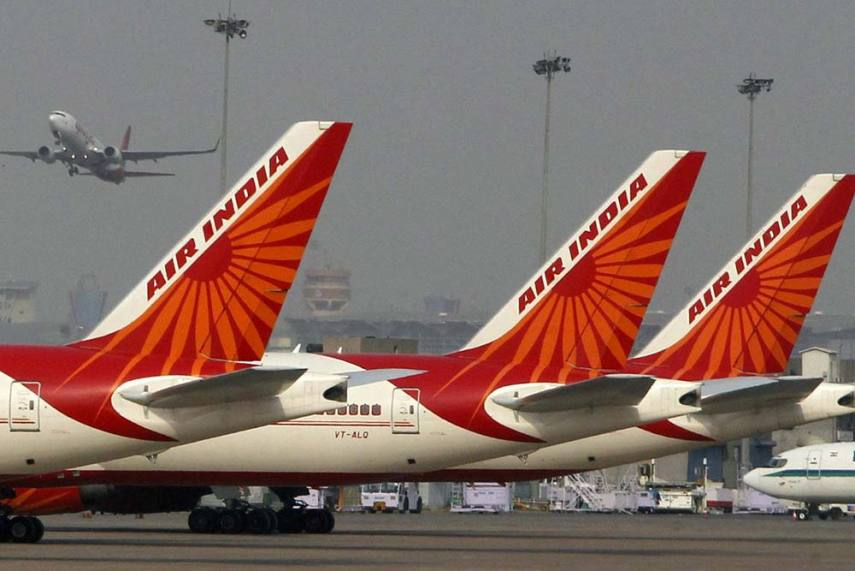 5 AIr India Pilots tested coronavirus positive