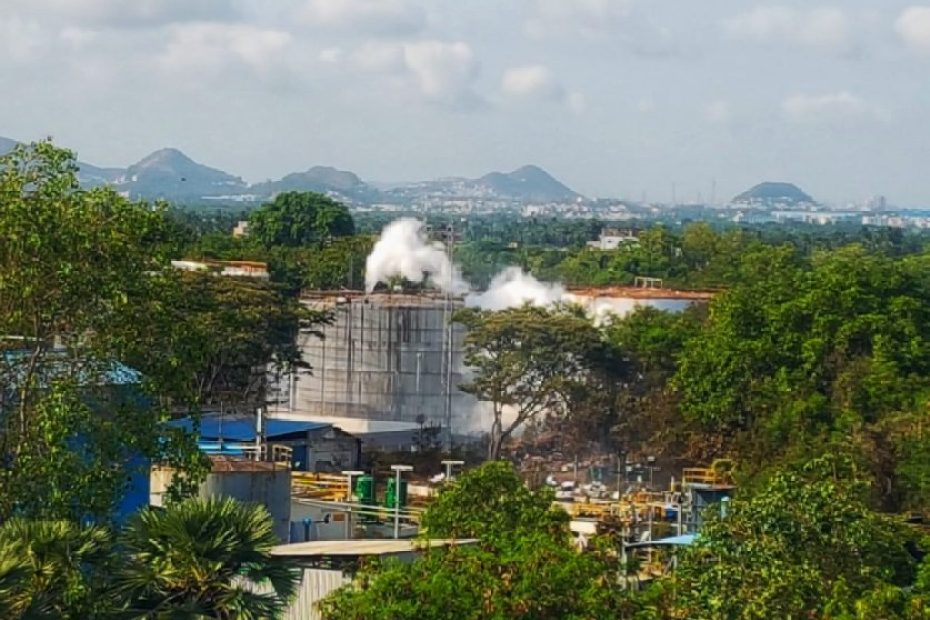 Styrene gas leaked in vizag. How this affect humans