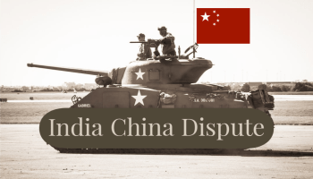 India China Conflict in eastern Ladakh