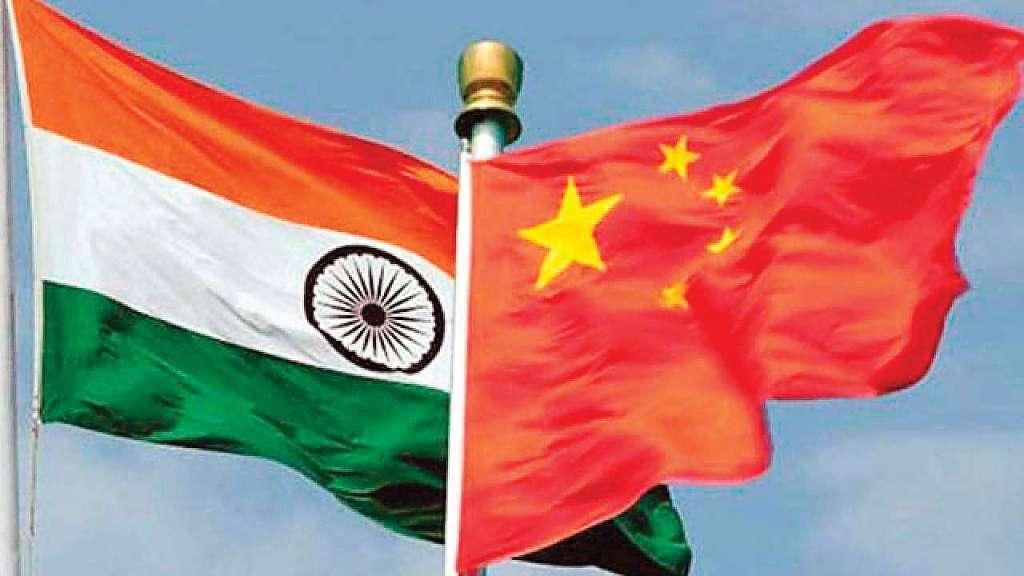 India China face off at border
