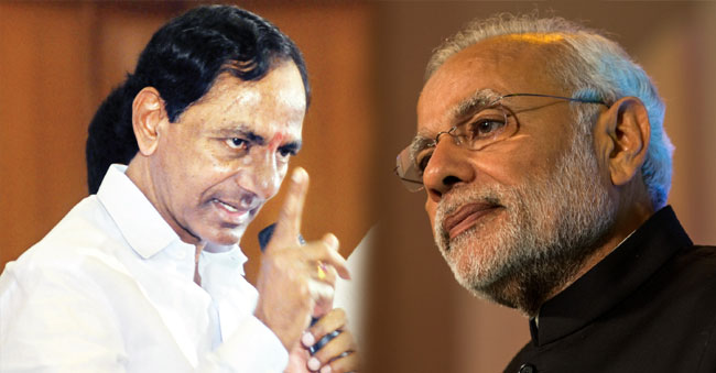 KCR Hits Central Government on Covid19 relief Package