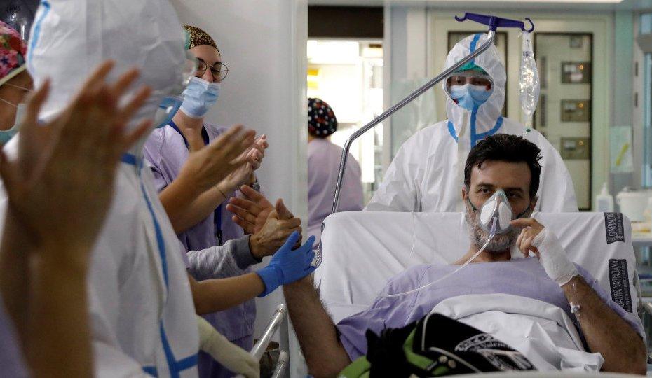 coronavirus patients recover time