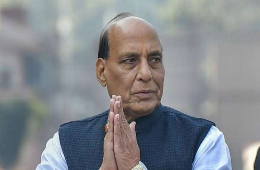 Pakistan not in a position to go war with India: Rajnath Singh