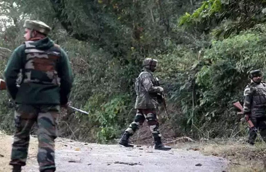 Srinagar Militant