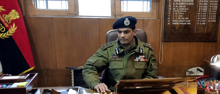 Kashmir ACtive Militants