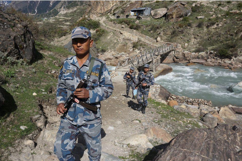भारत नेपाल सीमा विवाद