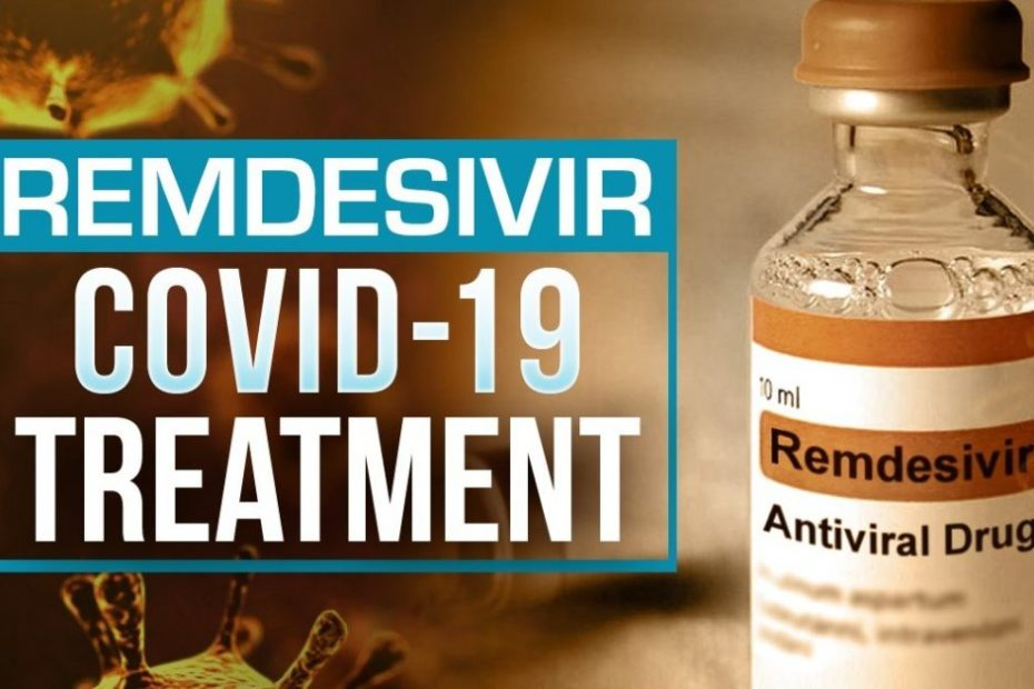 remedesivir considering-removal from treatment of covid-19 plasma therapy
