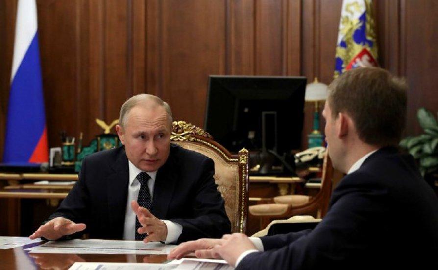 The rise and rise of Vladimir Putin