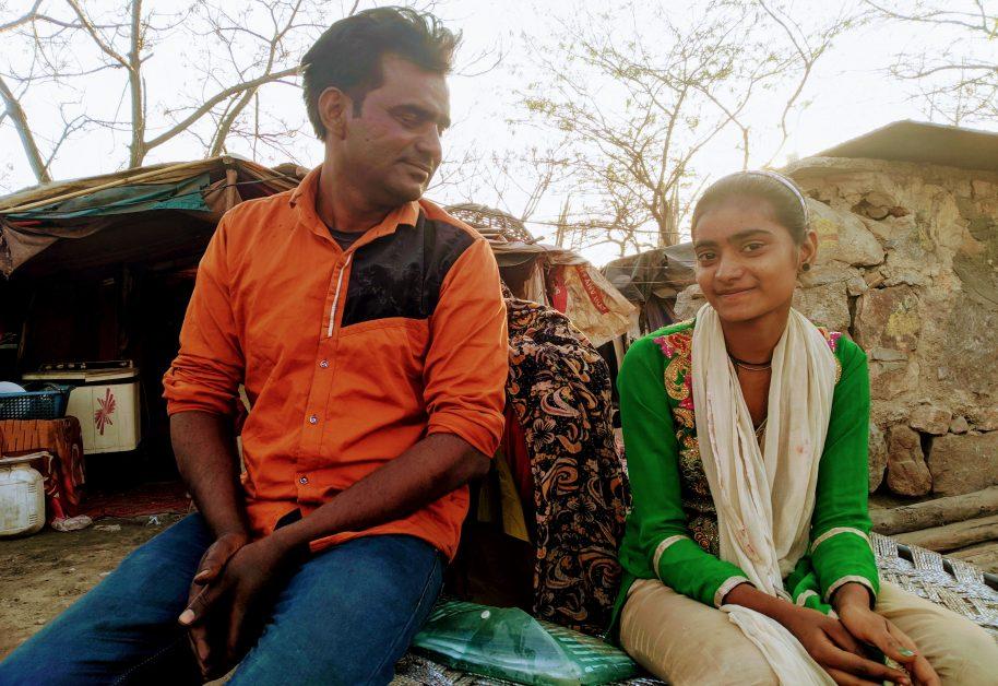 Gadia Lohar Nomads in Delhi
