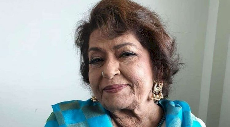 choreographer Saroj Khan 71 dies of cardiac arrest in Mumbai