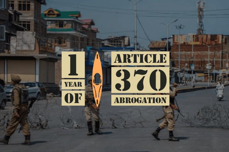 militancy in kashmir