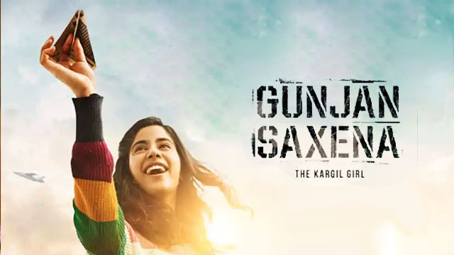"IAF writes a letter to CBFC, Netflix over ""negative portrayal"" in ""Gunjan Saxena"""