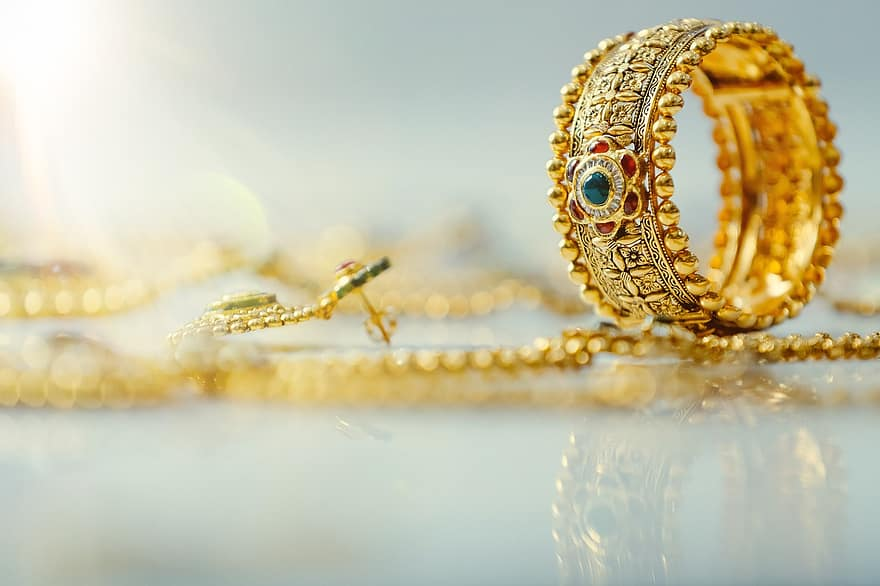 GOLD GST to be imposed on old jwellery sale