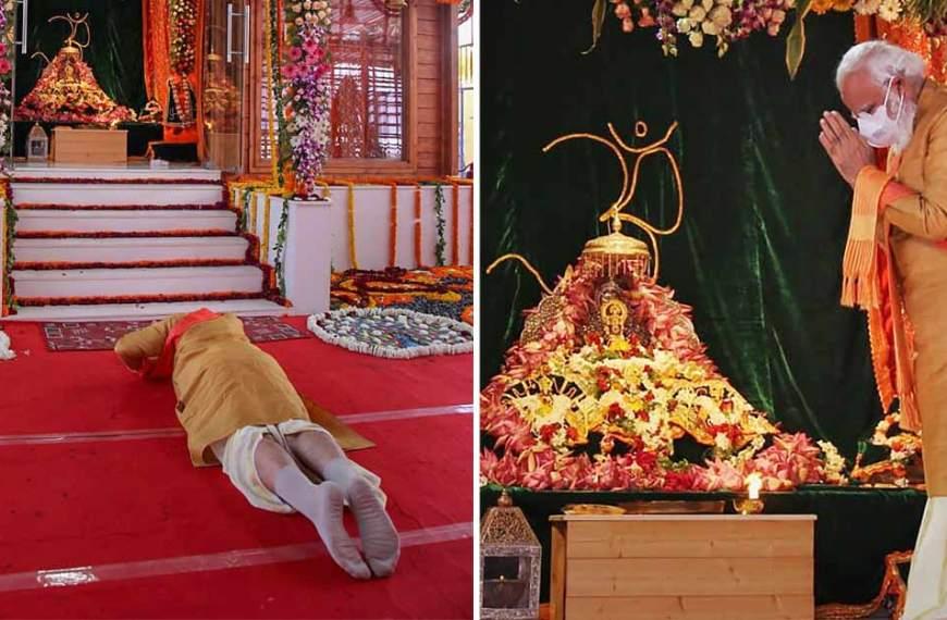 From Rath Yatra to Bhumi Pujan: The Journey of Hindu Rashtra