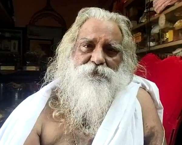 नृत्य गोपालदास रामजन्मभूमि ट्रस्ट प्रमुख को कोरोना