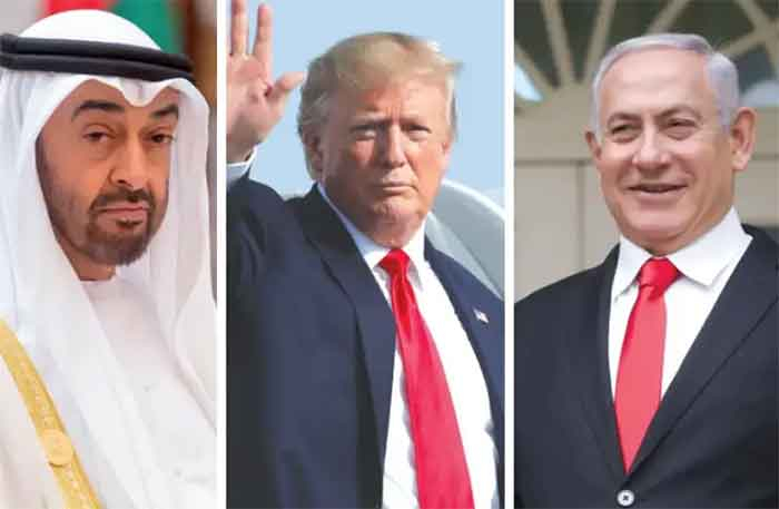 UAE-Israel 'peace deal', diplomatic relations between the two are established