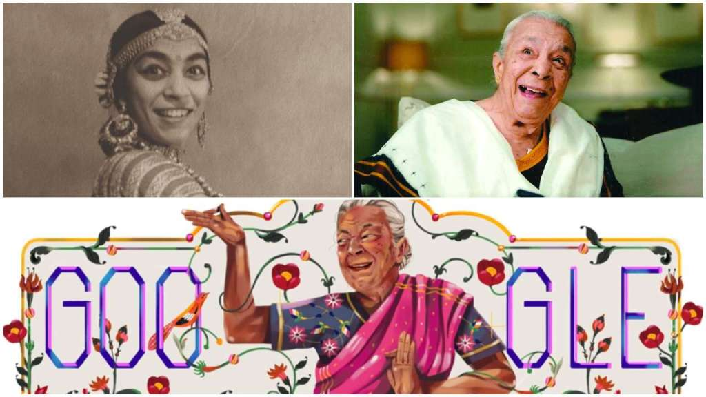 Google Doodle features Iconic Indian actress Zohra Sehgal