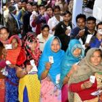 Counting continues for panchayat elections in Uttar Pradesh