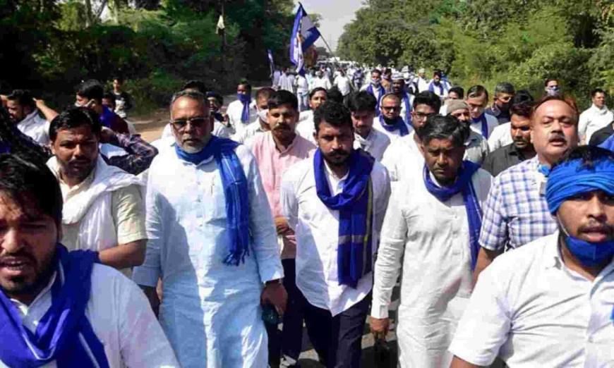 FIR against Bhim Army chief Chandrashekhar Azad, 400 others after Hathras visit