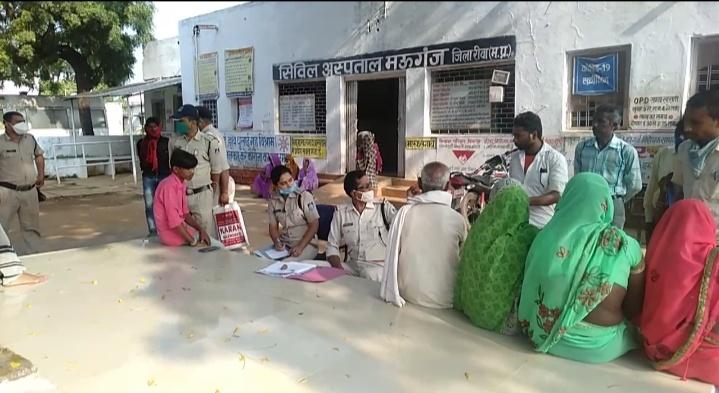 मध्य प्रदेश : पति ने पत्नी और बच्ची की हत्या कर कुल्हाड़ी से किए 22 टुकड़े, ग्रामीणों ने पकड़ा