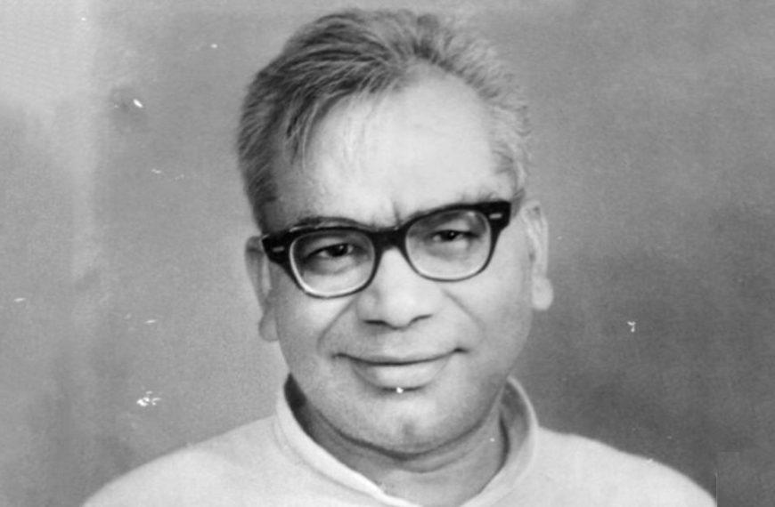 राम मनोहर लोहिया- आज के राजनैतिक परिदृश्य में गांधी के सिपाही और नेहरू के साथी