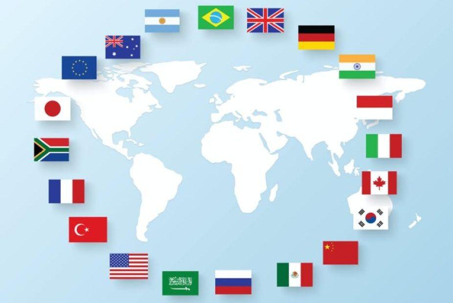 जी 20 देशों को पर्यावरण की चिंता