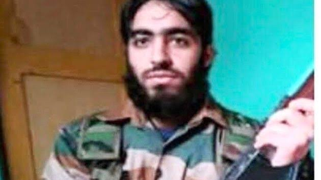 Hizb Chief Saifullah Mir killed in srinagar