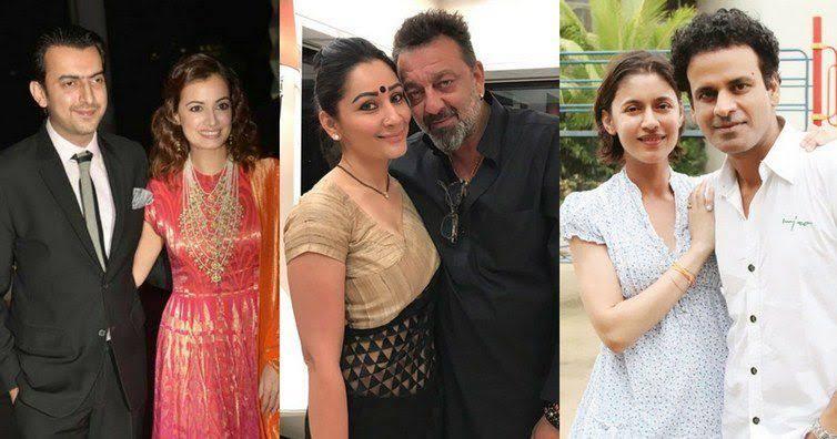 IAS Tina Dabi Divorce Love Jihad 8 Muslim women of Bollywood who married Hindu actors