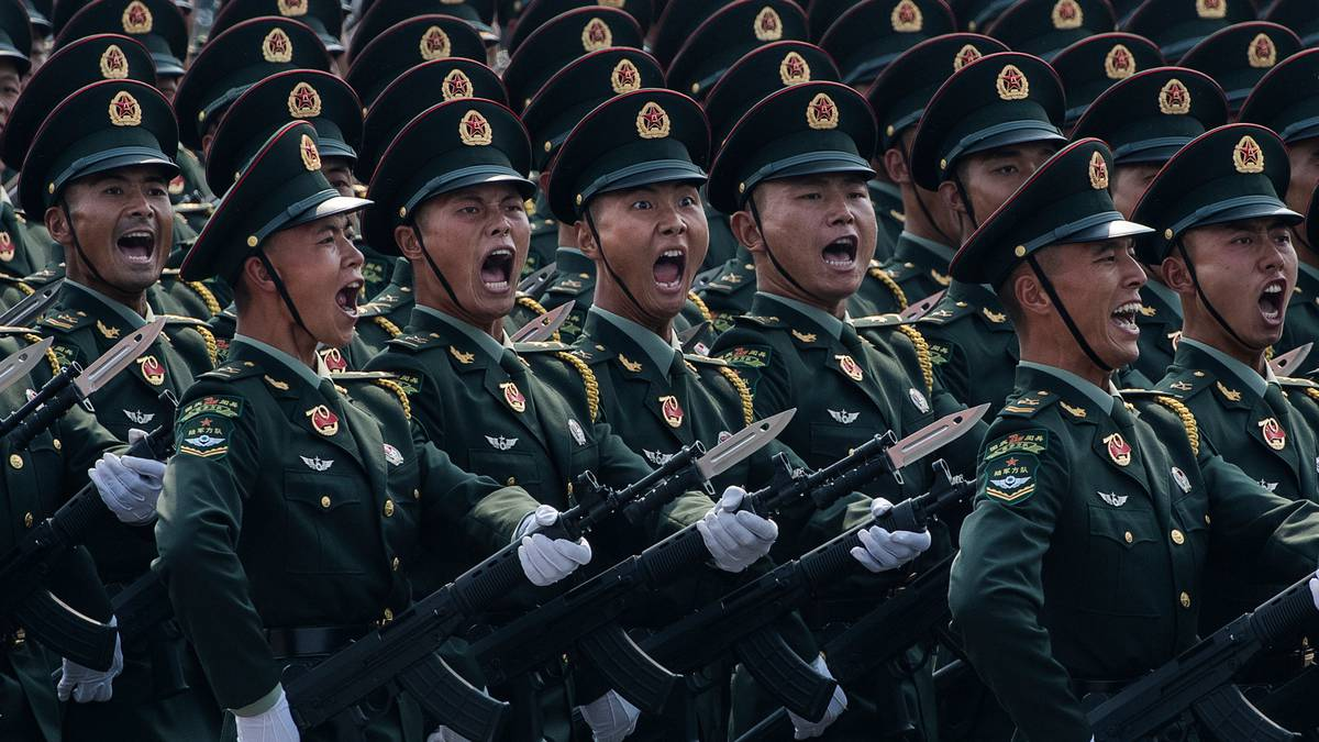 China producing 'mutant' soldiers: U.S. National Intel