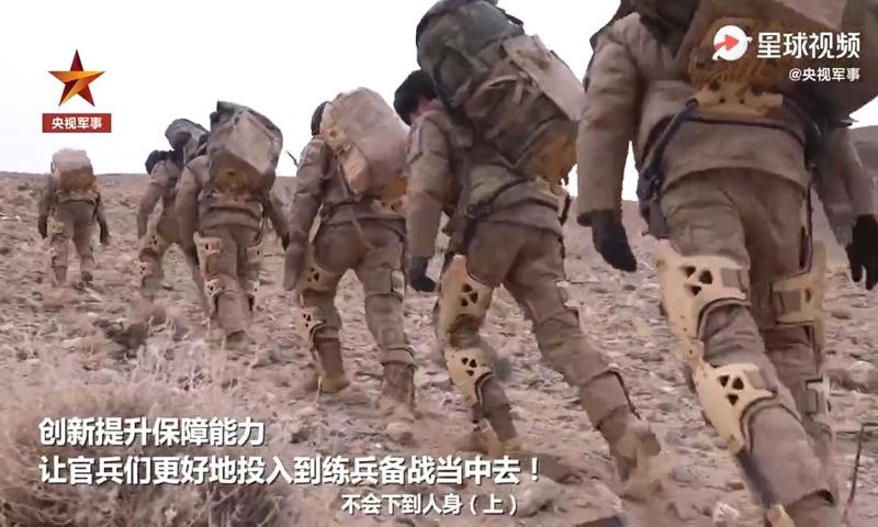 आयरन मैन सूट चीनी सेना को दिए गए