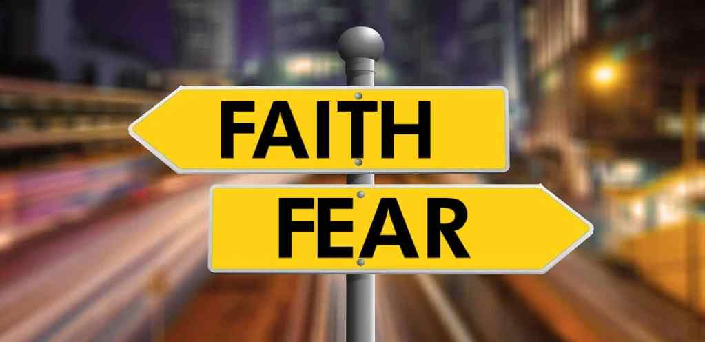fear and faith shivani sood