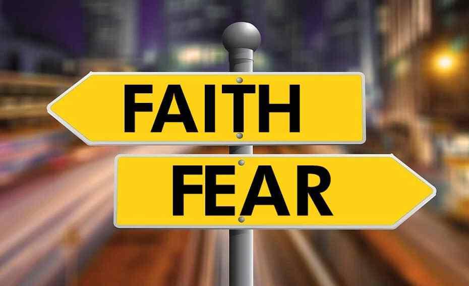 fear and faith shivani sood