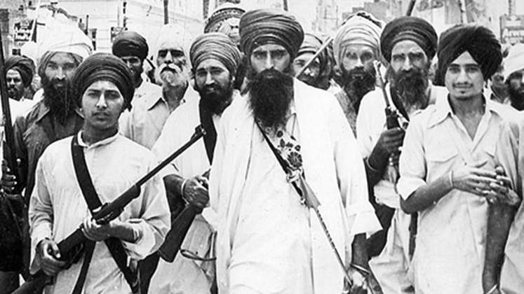 Khalistan movement ख़ालिस्तानी आंदोलन