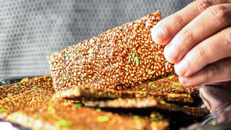 Makar Sankranti 2021: Make delicious special sesame til chikki at home for Makar Sankranti