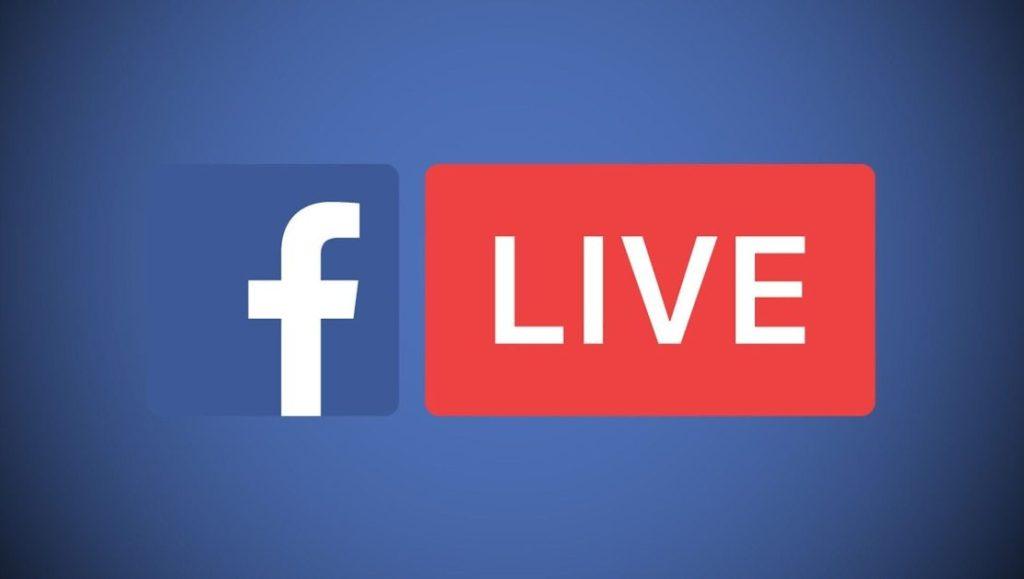फेसबुक पर लाइव